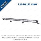 Lmusonu Competitive 4X4 Accessories Straight Car LED off Road Light Bar 150W Slim Single Row 41 Inch