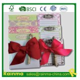 Imprinted Items Customized Standard Sticky Memo Pad with Pen