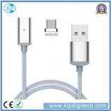 Clearance Sale! ! ! Universal Nylon Braided Magnetic USB Charger Data Transfer Cable for Android