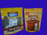 Stand up Packaging Pouch for Pet Food with Zipper