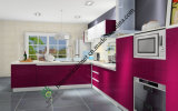 Fashion UV Kitchen Cabinet (zs-433)