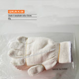 K-59 Grade a Lampshade Knitted Cotton Gloves