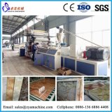 2440*1220mm PVC Artificial Marble Board Production Line