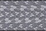 Fancy Lace Fabric with Flower Patter with SGS (Lca75078)