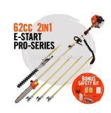 Garden Equipment Multi Tool 2 In1 Brush Cutter