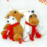 Plush Reindeer Bears (TPCX0157)