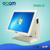 "Hot 15"" Touch All in One PC Cash Register POS Terminal with Dual Screen"