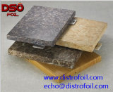Outdoor Use Vacuum Transfer Wood Grain Marble Coating for Steel Sheet