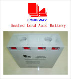 2V800ah/10hr Long Life Storage Battery