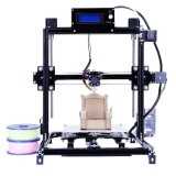 3D Printing Machine Desktop 3D Printer with 3D Printer Filament