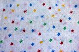 Softable Cotton Gauze Diaper with Star Print