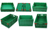 Foldable Plastic Fruit and Vegetable Crates