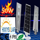 High Power 50W All in One Solar LED Light