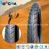 T/T T/L High Natural Rubber Percent 6pr Motorcycle Tire for Brazil