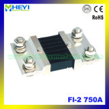 (FL-2) 750A DC Shunt Resistance DC Current Shunt Resistance with IEC 61010-1: 1990