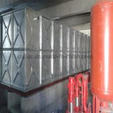 Water Storage Galvanized Steel Tank Flexible Sectional Tank