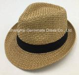 Paper Straw Hat Gross Gain Ribbon Crown Band (Sh032)
