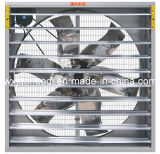 50' Centrifugal Shutter System Exhaust Fan