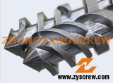 Conical Twin Screw for Pipe Extrusion Screw Barrel Double Screw Barrel