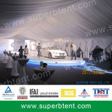 Big White Outdoor Event Marquee with PVC Fabric for Sale