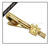 Gold Plating Tie Clip for Business Gifts (BYH-10988)
