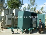 Newly Zyd-M Mobile Type Double Stage Vacuum Transformer Oil Purification Machine