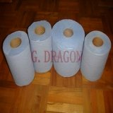 24 Giant Rolls Pick-a-Size Blue Paper Towels (T-005)
