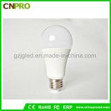 Factory Supply Plastic E27 LED Light Bulb 3W 5W 7W 9W 12W 2700k-6500k