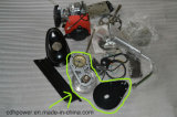 T-Belt Drive 49cc Huasheng Motor Kit, 4 Stroke Engine Kit 49cc