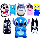 Mobile/Smart/Cell Phone Case for Huawei/Zte/Tecno/Blu/Wiko/Lenovo/Asus/Gowin Silicone Case