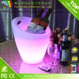 LED Lighted Ice Bucket