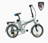 20 Inch Folding Bike With Aluminium Alloy Frame/CE Approval (KCEB002)