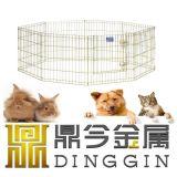 Dog Proof Wrought Iron Fence