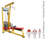 Sports Machine, Gymnasium Equipment, Fitness, Lat Pulldown + Vertical Row -PT-812