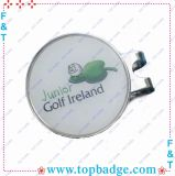 Golf Item Gold Hat Clip (FTGF3637)