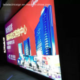 Advertising Poster Frame for Backlit Film Real Estate