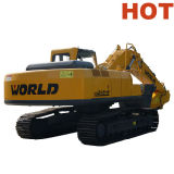 24ton Rotary Excavator with Isuzu Engine (W2245LC-8)