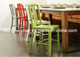 PP Famous Design Plastic Dining Navy Chair (SW-101P)