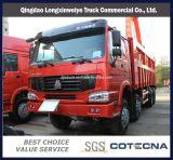 Sinotruk Cnhtc 336HP HOWO 8X4 Dump Truck