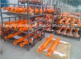Excavator Hydraulic Cylinder Dh55