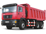 Shacman 375HP 6X4 10 Wheel Dump Truck Capacity