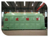 Steam Boiler for Wood Processing
