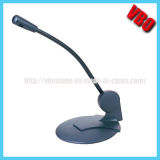 Desktop Microphone Stand PC Stereo Microphone