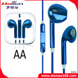 Mobile Phone Accessories Gadget for iPhone 5 6 Earphone with Mix Colors