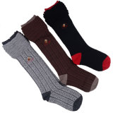 Children Cotton Knee-High Stocking Socks (KA803)