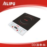 Fashion Design Ultra Slim Induction Cooker with Single Hob