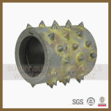45 Bit Diamond Bush Hummer Roller Concrete Tools