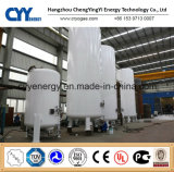 Low Pressure Industrial Lox Lin Lar Lco2 Tank with ASME GB