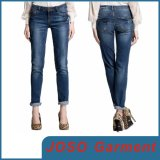 Women Boyfriend Denim Jeans (JC1052)