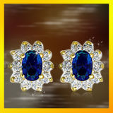 fashion jewelry 925 Sterling Silver Designer Earring